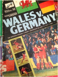 wales-Germany